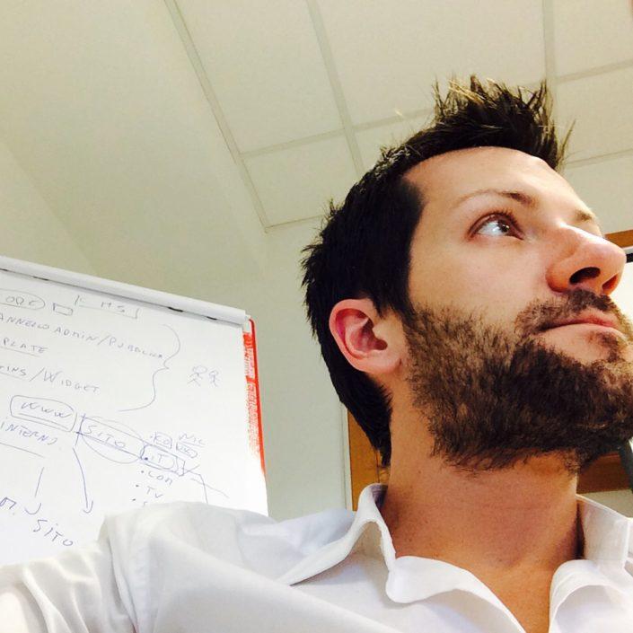 Emanuele Masiero consulente per la trasformazione digitale